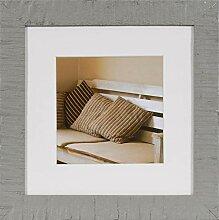 Henzo Driftwood 20x20 Grau Bilderrahmen, Holz