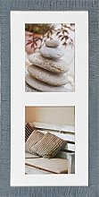 Henzo Driftwood 2x15x20 blau Bilderrahmen, Holz,