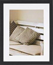 Henzo Driftwood 40x50 grau Bilderrahmen, Holz