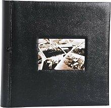 Henzo Jumbo Fotoalbum Edition schwarz