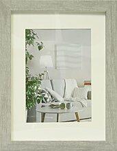 Henzo Modern 30x45 Frame Weiss Bilderrahmen, MDF