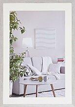 Henzo Modern 50x70 Frame Weiss Bilderrahmen, MDF