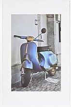 Henzo Umbria 40x60 Frame WP Weiss Bilderrahmen,