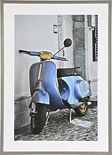Henzo Umbria 50x70 Frame WP mittelbraun