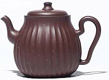 HePing Wu Modelle Tee Teekanne lila Tontopf