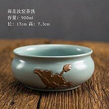 HePing Wu Reine Hand Kreativität Ru Keramik