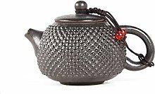 HePing Wu retro Steinzeug Ofen Porzellan Tasse Tee