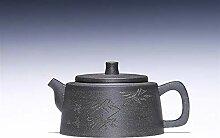 HePing Wu Taoshan Wen Jing Erz Teekanne Hälfte