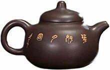 HePing Wu Teekanne (Color : Black)