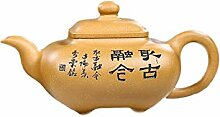 HePing Wu Teekanne (Color : Yellow)