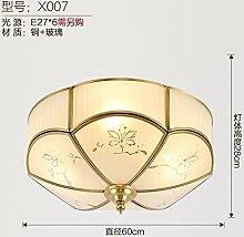 Heqor Deckenleuchte Schlafzimmer Lampe