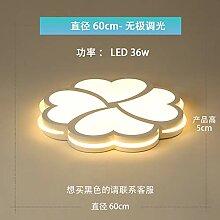 Heqor LED deckenleuchte einfache Moderne Blume