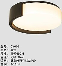 Heqor LED deckenleuchte Schlafzimmer Lampe Nordic