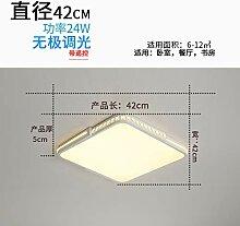 Heqor Wohnzimmer Lampe einfache Moderne LED