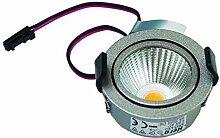 Hera LED-Einbauleuchte SR 45-LED 4,8Www eds