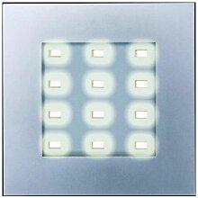 Hera - LED Einbaustrahler Q78 5W warmton