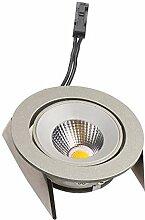 Hera LED-Einbaustrahler SR 68-LED 22Gr ww ch 4,8W
