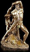 Herakles und Lichas Figur nach Antonio Canova |