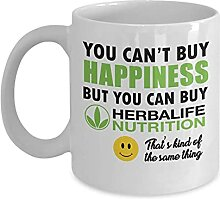Herbalife Tasse – You Can't Buy Happiness