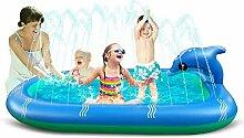 Herbests Kinder Schwimmbad Aufblasbarer Pool