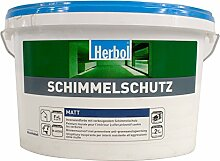 Herbol Schimmelschutz 12,5 Liter weiß Wandfarbe