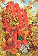 Herbst Adirondack 30 X 45 cm Dekorative Herbst