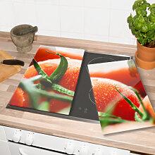 Herdabdeckplatten - Herdabdeckplatte Fresh Tomato
