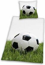 Herding 445989077 Fussball Fotoprint Linon