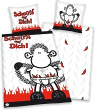 Herding 447370050412 Bettwäsche Sheepworld,