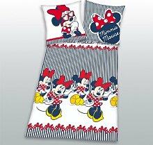 Herding 447726050412 Bettwäsche Minnie Mouse,