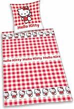 Herding 448131050412 Bettwäsche Hello Kitty,