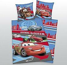 Herding 462922050412 Bettwäsche Disneys Cars,