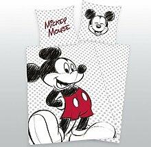 Herding Bettwäsche Disney Mickey Mouse 140 x 200