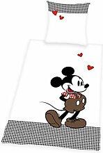 Herding Bettwäsche- Set Disney's Mickey