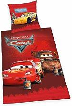 Herding Disney's Cars Bettwäsche-Set, Cotton,