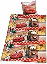Herding Disney's Cars Bettwäsche-Set,