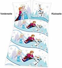 Herding Disney DIE EISKÖNIGIN Bettwäsche-Set,