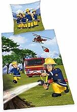 Herding Feuerwehrmann Sam Bettwäsche- Set,