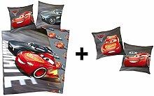 Herding Geschenkset: Disneys Cars 3 Bettwäsche