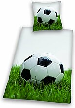 Herding YOUNG COLLECTION Bettwäsche-Set, Fußball