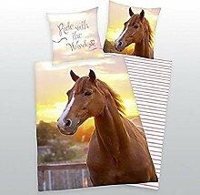 Pferde Bettwäsche Unsere Besten Günstig Online Kaufen Lionshome