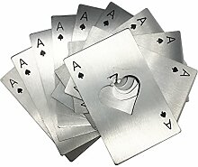 herf Edelstahl Kreditkarte Größe Casino Poker