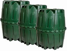 HERKULES-Tank-Set 4800 L begehbar