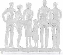 Hermoli Detail-Figuren, transparent, 1:25