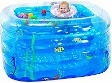 HEROTIGH Aufblasbare Pools Planschbecken Baby