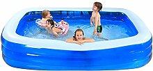 HEROTIGH Aufblasbare Pools Planschbecken Große
