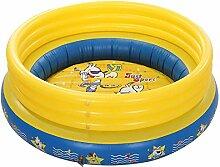HEROTIGH Aufblasbare Pools Planschbecken Kinder