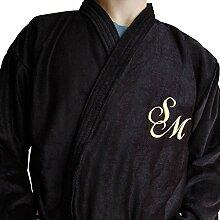 Herren-Bademantel Kimono, Größe M, L, XL, XXL,