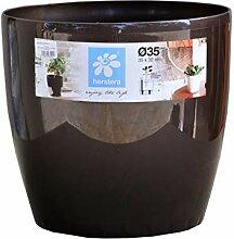 HERSTERA 12101428 Pflanzgefäss mit Bewässerung
