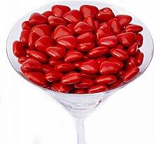 Herz Dragees 1 kg Lywedd® - Schokolade